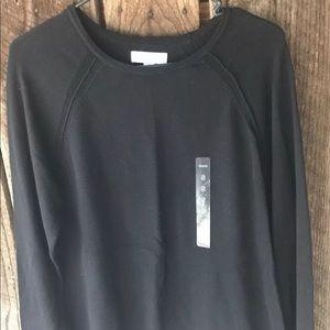 Kim Rodgers Sweater Small NWT Black